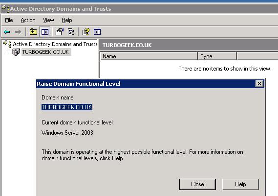 domain controller, Migrate a Windows Server 2003 Domain Controller to Windows Server 2016