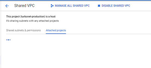 , How to create a shared VPC in Google Cloud Platform (GCP)